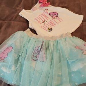 Other - Skirt and shirt